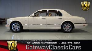 2001 Bentley Arnage 296