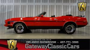 1973 FordMach 1 Convertible - Stock 365 - Orlando, FL