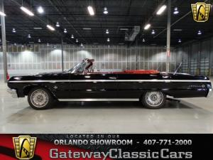 1964 ChevroletSS 409 Convertible - Stock 37 - Orlando