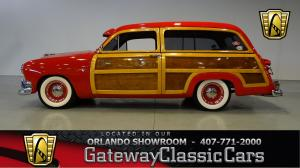 1951 Ford<br/>Wagon