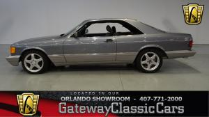 1987 Mercedes-Benz  - Stock 471 - Orlando