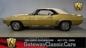 1969 ChevroletZ28  - Stock 481 - Orlando