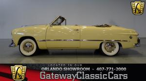 1949 FordConvertible  - Stock 492 - Orlando