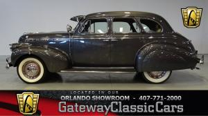 1940 ChevroletSport  - Stock 536 - Orlando