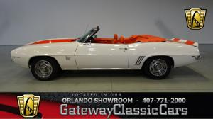 1969 ChevroletRS/SS Pace Car  - Stock 562 - Orlando