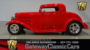 1932 FordCoupe  - Stock 563 - Orlando