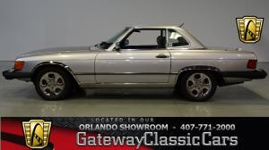 1989 Mercedes-Benz  - Stock 565 - Orlando