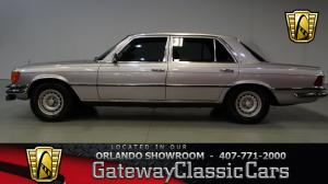 1973 Mercedes-Benz  - Stock 577 - Orlando