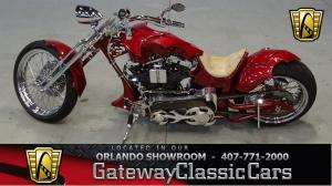 2009 CustomDrop-Seat  - Stock 589R - Orlando