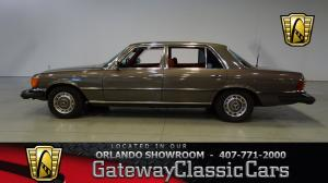 1974 Mercedes-Benz  - Stock 624 - Orlando