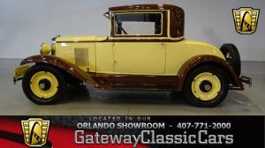 1929 Chevrolet<br/>3 Window
