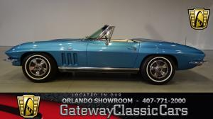 1966 ChevroletStingray  - Stock 648 - Orlando
