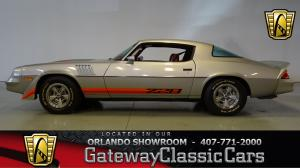 1979 ChevroletZ28  - Stock 699 - Orlando