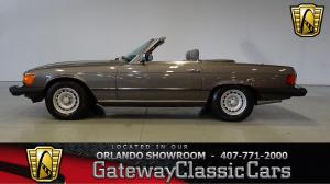 1985 Mercedes-Benz 380SL