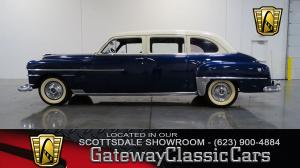 1950 Chrysler Windsor Limo