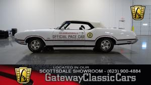 1970 Oldsmobile Cutlass Pace Car