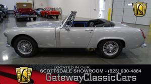 1966 MG Midget Mark III