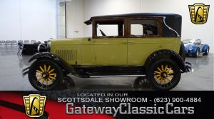 1928 Chevrolet AB National Sedan
