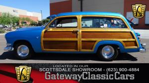 1951 Ford Country Squire Woody