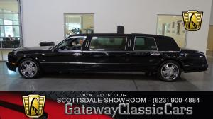 1996 Lincoln Town Car Executive