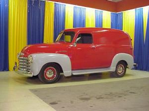 1953 Chevrolet  - Stock 1570 - Saint Louis