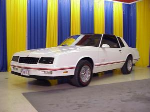1987 ChevroletSS  - Stock 1921 - Saint Louis