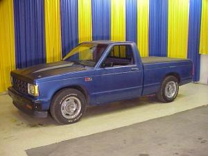 1985 ChevroletV-8 Conversion  - Stock 2102 - Saint Louis