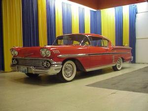1958 Chevrolet  - Stock 2301 - Saint Louis