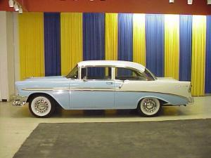 1956 Chevrolet  - Stock 2394 - Saint Louis