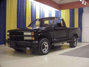 1990 ChevroletSS454  - Stock 2422 - Saint Louis