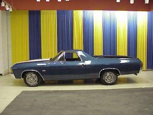 1972 Chevrolet  - Stock 2524 - Saint Louis
