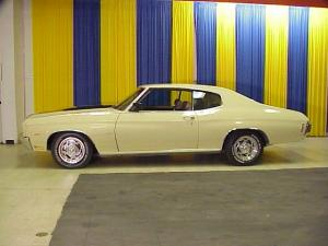 1970 ChevroletPro Street  - Stock 2567 - Saint Louis