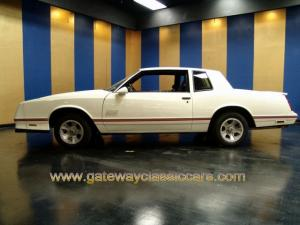 1987 ChevroletSS  - Stock 4375 - Saint Louis