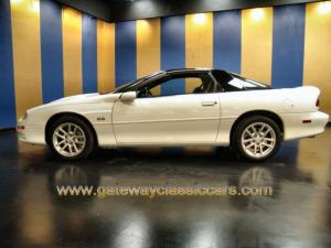 2002 ChevroletZ28/SS  - Stock 4404 - Saint Louis