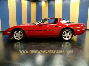 1990 ChevroletZR-1  - Stock 4495 - Saint Louis