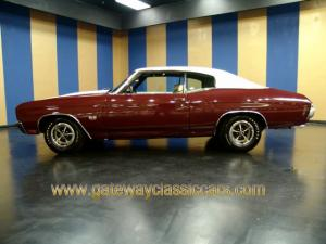 1970 ChevroletSS454 LS6 - Stock 4511 - Saint Louis