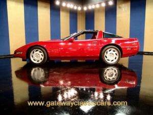 1992 ChevroletZR1  - Stock 4655 - Saint Louis