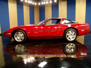 1990 ChevroletZR-1  - Stock 4662 - Saint Louis
