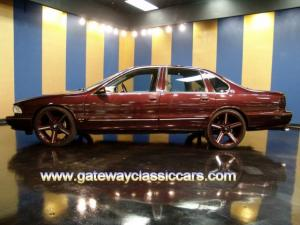 1995 ChevroletSS  - Stock 4817 - Saint Louis
