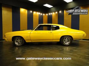 1972 ChevroletSS Clone  - Stock 5034 - Saint Louis