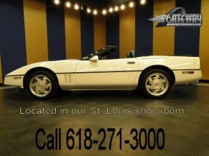 1989 ChevroletConvertible  - Stock 5349 - Saint Louis