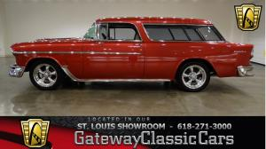 1955 ChevroletBel Air  - Stock 6419 - Saint Louis