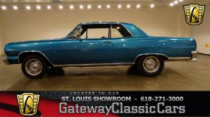 1964 ChevroletSS  - Stock 6455 - Saint Louis
