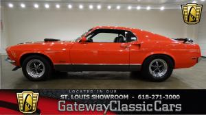 1970 FordMach 1  - Stock 6484 - St. Louis, MO