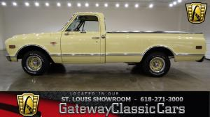 1968 Chevrolet Factory 396 - Stock 6510 - Saint Louis