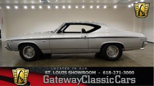 1969 Chevrolet  - Stock 6559 - Saint Louis