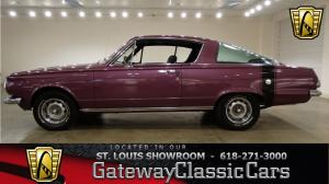 1965 Plymouth  - Stock 6563 - St. Louis, MO