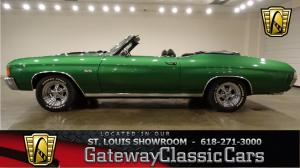 1972 Chevrolet  - Stock 6569 - Saint Louis