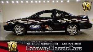 2001 ChevroletSS Brickyard 400 Official Pace Car - Stock 6604 - St. Louis, MO
