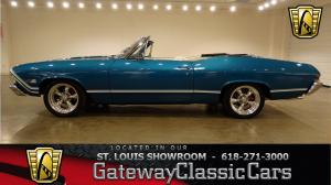 1968 Chevrolet  - Stock 6613 - Saint Louis